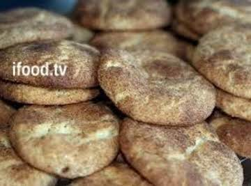 YUMMY Snickerdoodles (Whole wheat)