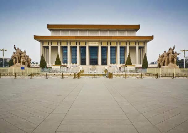 Mausoléu de Mao Tsé-Tung (Maozhuxi Jiniantang)