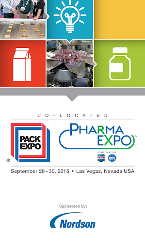 PACK EXPO Las Vegas PharmaEXPO