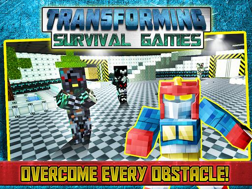 玩免費動作APP|下載Transforming Survival Games app不用錢|硬是要APP