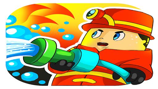 Fireman - The Warriors