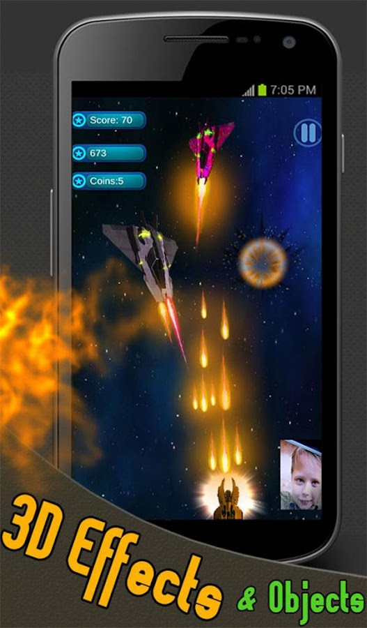 Sky Force Attack Air Fighter- screenshot