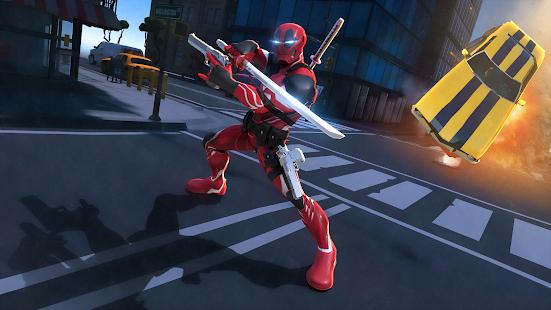 Iron Hero: Superhero Fighting 1.0.3 APK + Modificación (Unlimited money) para Android