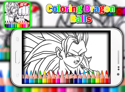 App Coloring for Dragon Ball Super DBS APK for Windows Phone