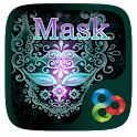 Mask Go Launcher Theme icon