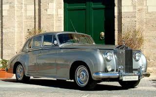 Rolls-Royce Silver Cloud - Silver Rent Central Region