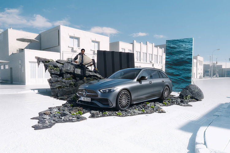 Clemens Ascher for Mercedes C-Class.