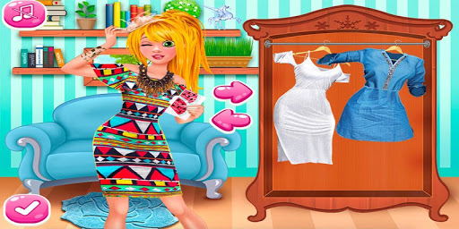 Dress Up Week Games Girl From Fashion Salon App Store Data Revenue Download Estimates On Play Store
