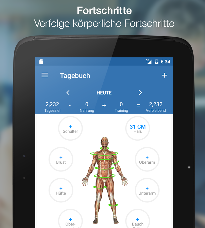 FitnessCoach by wikifit- screenshot