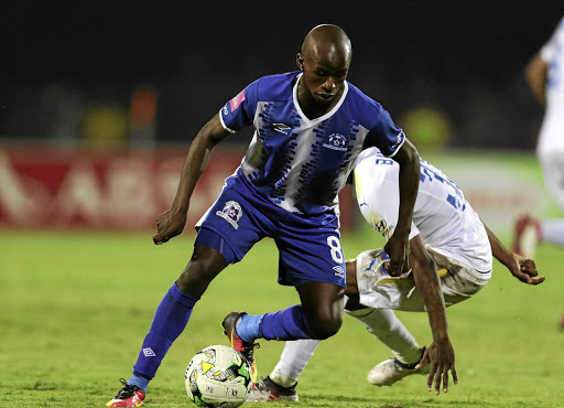 Siphesihle Ndlovu's coach at Maritzburg United Muhsin Ertugral wants the midfielder to change his style of play.
