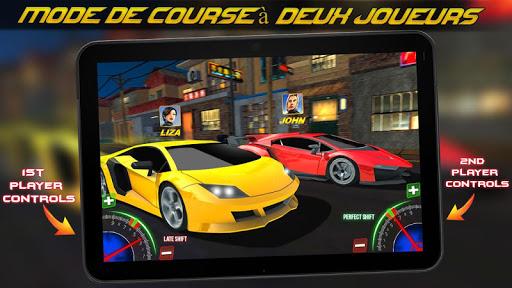 course de voiture de sport extrême  captures d'écran 2