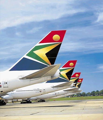 Seven senior SAA staff face suspension for misconduct.