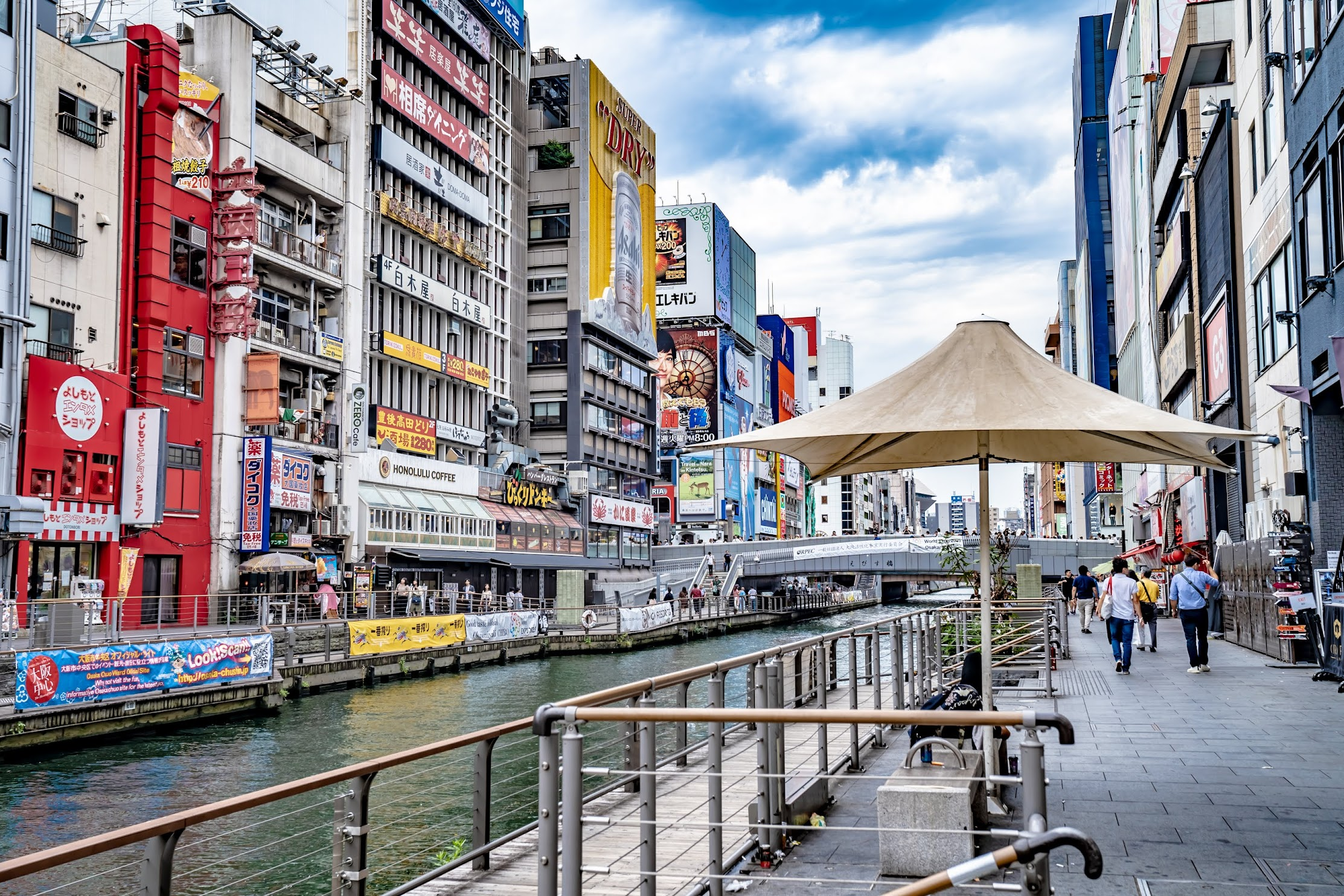 Dotonbori Riverwalk3