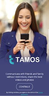 Tamos - náhled