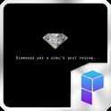 Tema Diamantes icon