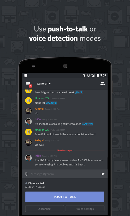 Discord - Chat for Gamers- screenshot