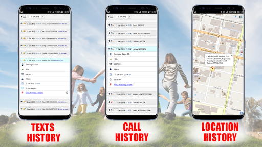 Cell Tracker Kids 5.0 Screenshots 1