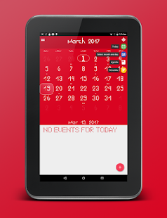 Chronos Calendar Screenshot
