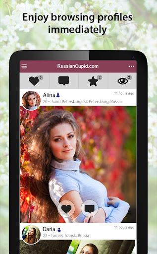 RussianCupid - Russian Dating App 2.1.6.1561 screenshots 10