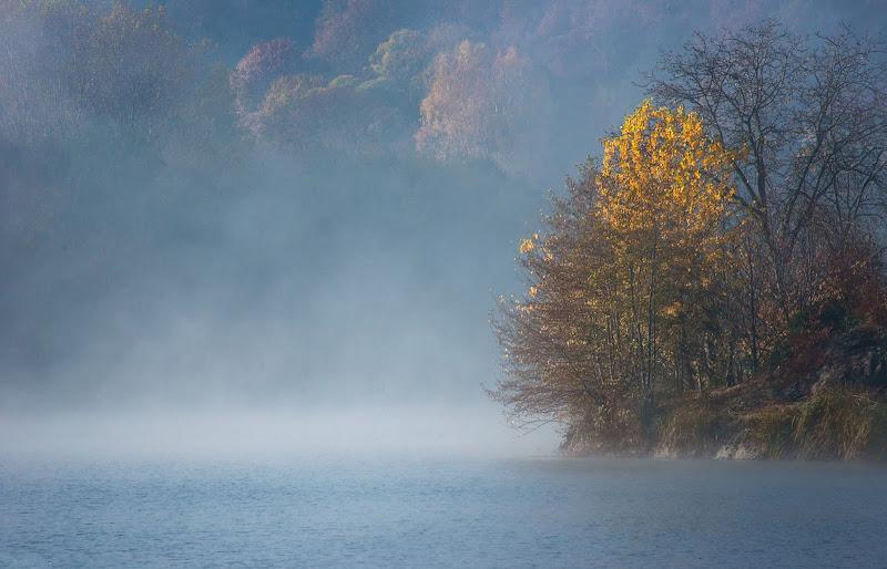 Autunno sul Lago di si