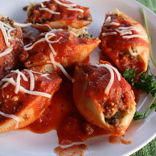 Italian Stuffed Shell