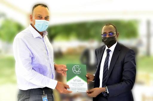 Director General, NITDA, National Technology Regulatory Agency Kashifu Abdullahi, visited Rack Centre.
