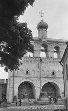 Photo: Звонница Софийского собора. 1968 год.