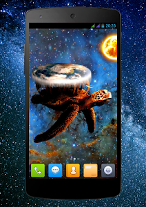 World Turtle Pro LWP screenshot 0