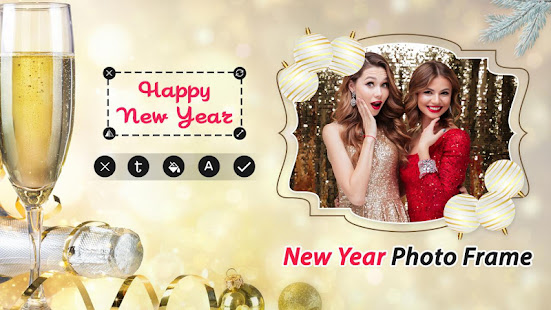 Download New Year Photo Frame 2020 For PC Windows and Mac apk screenshot 3