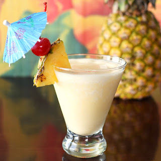 The BEST Dairy Free Pina Colada