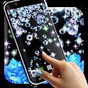 Diamond DIY Wallpaper 💎 Moving Diamonds Themes icon