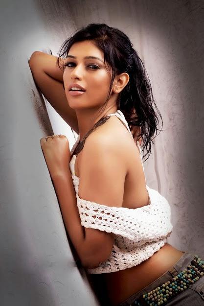Actress Divya Bhandari