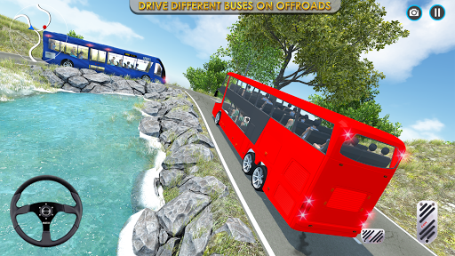 Coach Bus Simulator Parking  screenshots 2