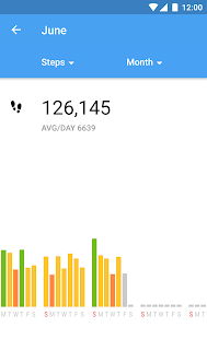 Runtastic Me: Activity Tracker Screenshot 3