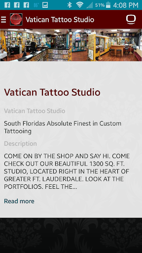 Vatican Tattoo Studio