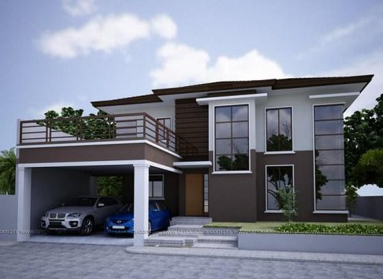 Modern house designs android apps on google play for Modern home design app