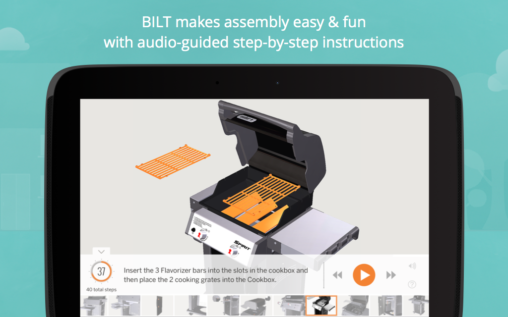 BILT Assembly Made Easy- screenshot