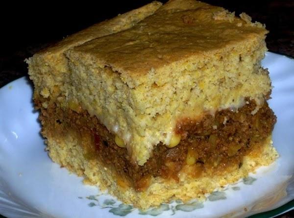 Mother's Day Cornbread Taco Casserole Recipe