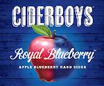 Ciderboys Royal Blueberry