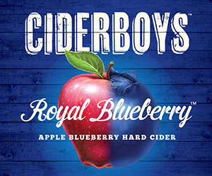 Logo of Ciderboys Royal Blueberry