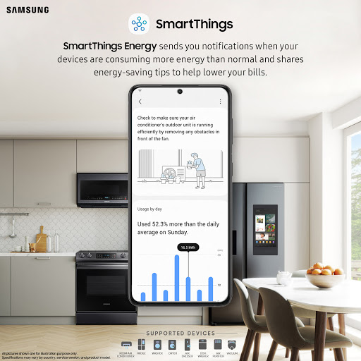 Samsung SmartThings Introduces SmartThings Energy, Offering a new way to reduce energy bills and increase sustainability