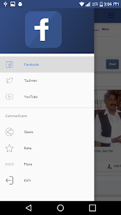 iLite : Lite for Facebook, Twitter and YouTube - náhled