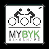 MYBYK   Bike Share