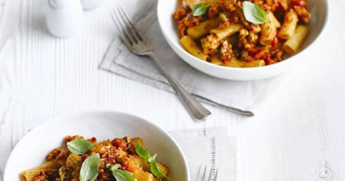 10 Best Turkey Mince Low Fat Recipes | Yummly