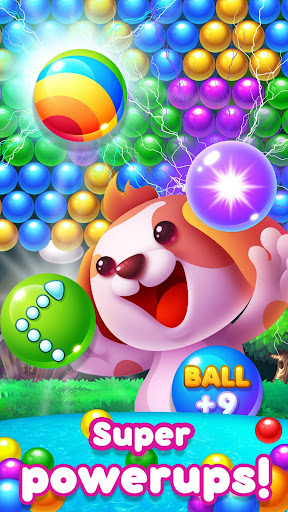 Bubble Bird 2019: Blast Bubble Ball - screenshot