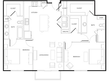 Go to B6 Floorplan page.