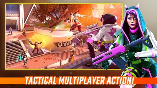 Shadowgun MOD (Unlimited Bullets/Hide Weapon/God Mode) 4
