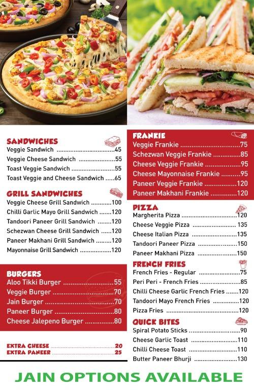 Fat-So! menu 1