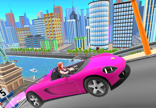 Uphill Rush 2 USA Racing screenshots 4