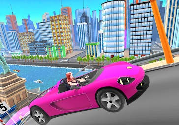 Uphill Rush 2 USA Racing APK screenshot thumbnail 4